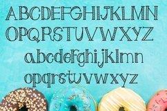 Doughnot Font Product Image 2