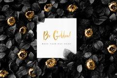 Golden Night script font Product Image 9