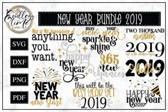 2019 New Year Bundle- 10 Unique New Year Designs Product Image 1