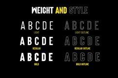 Origin - Bold Retro Sans Serif Product Image 3