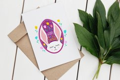 Vector illustration Happy Easter Product Image 3