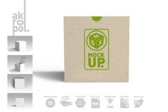 Package Box Mockups Product Image 2