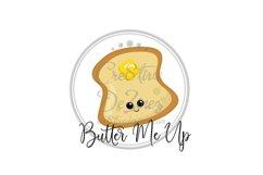 Butter Me Up - Kitchen Pun - Sublimation File Product Image 1