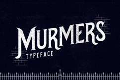 Murmers Typeface Product Image 1
