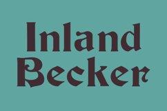 Inland Becker Medium Product Image 1