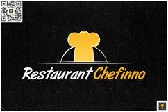 Restaurant Chefinno Logo Color