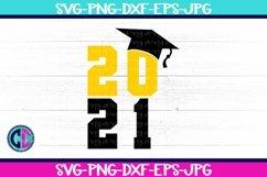 Graduation svg, Class of 2021 Svg Product Image 1