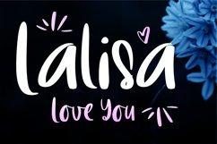 LalisaLoveYou Product Image 1