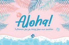 Olivia Bloom - Summer Font Product Image 3