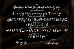 Alkatros   Grafyto Script Font Product Image 6