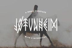 Jotunheim Typeface Product Image 1