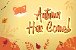 My Fox - Fun and Playful Font Product Image 6