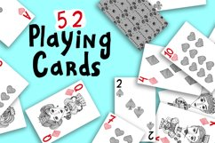 Playing Cards Vector and PNG Product Image 3