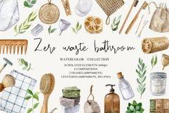 Zero waste bathroom kit Product Image 1