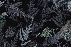 Meleagris ocellata patterns Product Image 5