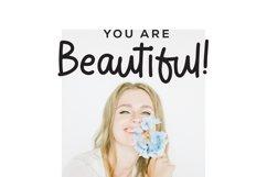 Katterina - Joyful Handlettering Font Product Image 3