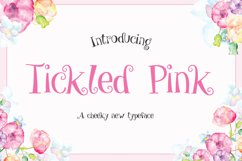 Tickled Pink Product Image 1