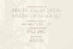 Web Font Aslent - Handwritten Font Product Image 3