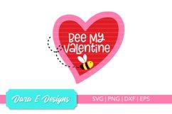 Valentine SVG | Baby SVG | Valentine's Day SVG Product Image 1