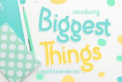 Biggest Things Product Image 1