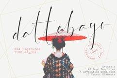 Dattebayo Product Image 1
