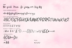 Britney | Modern Script Font Product Image 6
