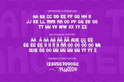 Felony Font Product Image 5