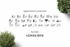 Web Font Planted Dingbat Product Image 2