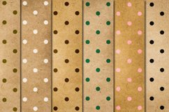 Polka Dot Kraft Paper Textures Product Image 2