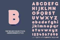 Baku - SVG color font Product Image 4