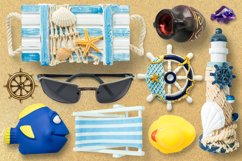 Isolated Summer Items Product Image 2