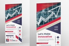 Modern Corporate Branding Identity Stationery Template Product Image 5