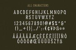 Branders - Condensed Handmade Font Product Image 6