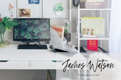 Wednesday Vibes - Handwritten Font Product Image 2