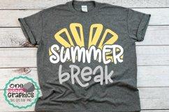 Summer break svg,summer svgs,summer break Product Image 2