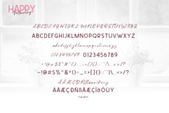 Happy Morning Font Duo Product Image 4