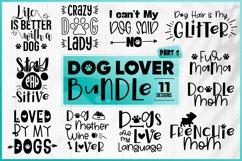 Dog Quotes SVG Bundle - Dog SVG Bundle - Dog Lover Bundle Product Image 1