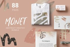 Monet Abstract Graphics Bundle Product Image 1