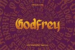 GODFREY - Blackletter Product Image 1