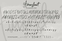 Amersfoort Calligraphy Font | 2 Vers Product Image 4