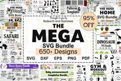 The Crafters Dream SVG Bundle, Huge Collection of SVG files Product Image 3