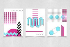 Neon geometric shape,poster,patten Product Image 14