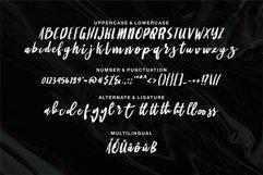 Bambita - A Stylish Brush Font Product Image 4