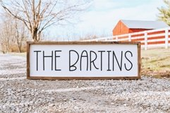 Web Font Rustic Country - A Handwritten Font Product Image 5