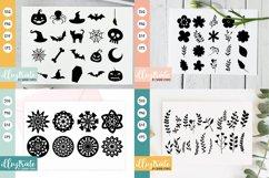 HUGE SVG Graphics Bundle - illustration SVG Cut Files Product Image 3