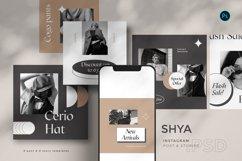 Shya - Instagram Template Set BL Product Image 1