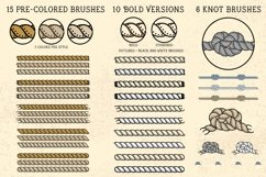 Sailor Mate's Rope Brush Collection Product Image 14