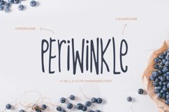 Periwinkle Typeface Product Image 1