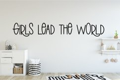 Web Font Already - A Cute Hand-Lettered Font Product Image 2