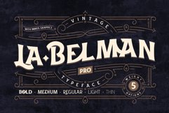 La Belman Pro Product Image 1